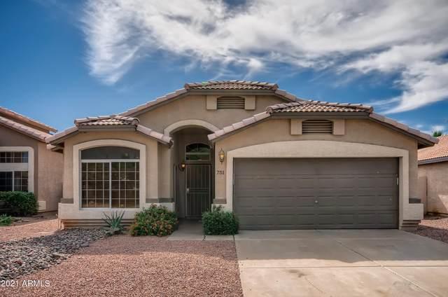 751 W Constitution Drive, Gilbert, AZ 85233 (MLS #6312756) :: Elite Home Advisors
