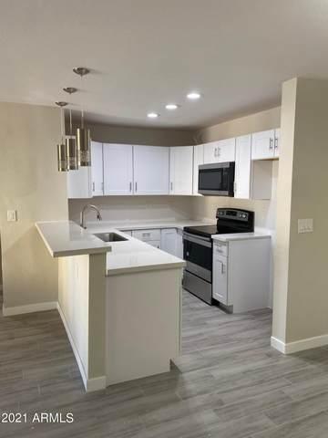 8055 E Thomas Road H102, Scottsdale, AZ 85251 (MLS #6312757) :: Elite Home Advisors