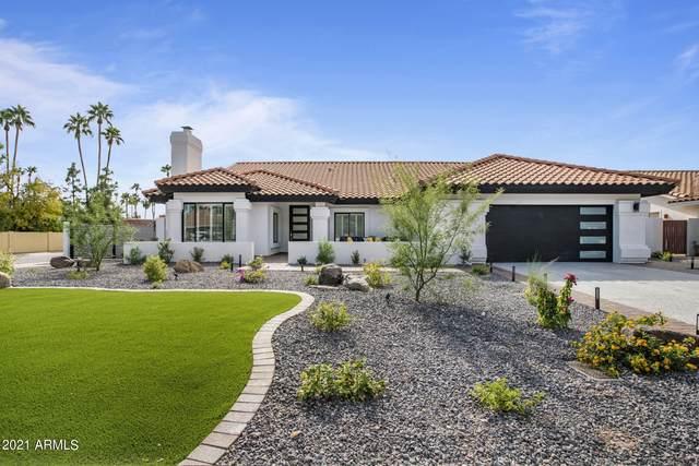 7695 E Windrose Drive, Scottsdale, AZ 85260 (MLS #6312762) :: The Ethridge Team