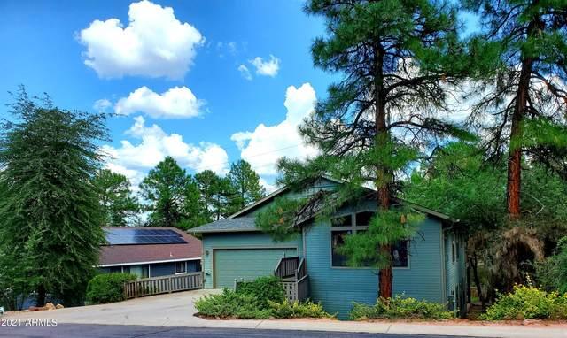 203 N Mogollon Trail, Payson, AZ 85541 (MLS #6312767) :: Elite Home Advisors