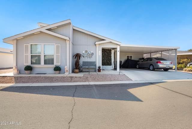 8500 E Southern Avenue #138, Mesa, AZ 85209 (MLS #6312801) :: Selling AZ Homes Team
