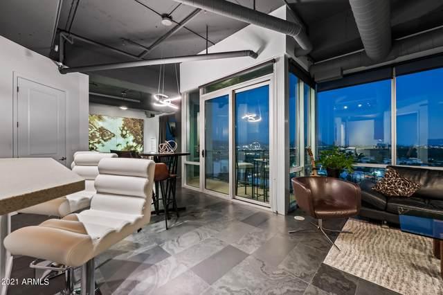 1 E Lexington Avenue #1203, Phoenix, AZ 85012 (MLS #6312814) :: Elite Home Advisors