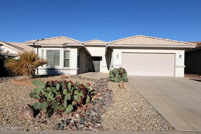 2753 Stonehenge Drive, Sierra Vista, AZ 85650 (MLS #6312823) :: Selling AZ Homes Team
