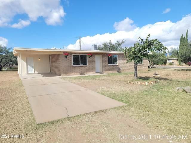2123 N Aspen Avenue, Huachuca City, AZ 85616 (MLS #6312824) :: Howe Realty