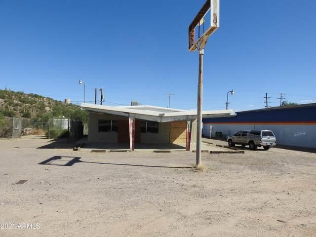 648 W Az Highway 177, Hayden, AZ 85135 (MLS #6312833) :: The Ellens Team