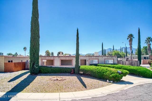 4720 Plaza Del Toro, Sierra Vista, AZ 85635 (MLS #6312850) :: Howe Realty