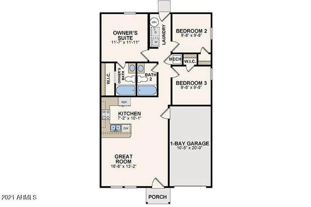 1679 S 1ST Street, Coolidge, AZ 85128 (MLS #6312890) :: Yost Realty Group at RE/MAX Casa Grande