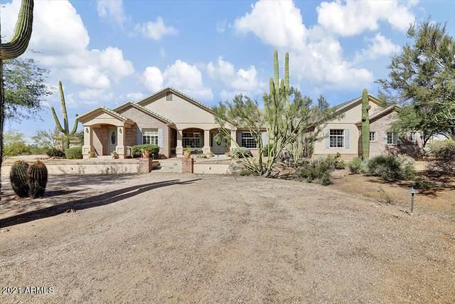7556 E Oberlin Way, Scottsdale, AZ 85266 (MLS #6312920) :: Team Faber