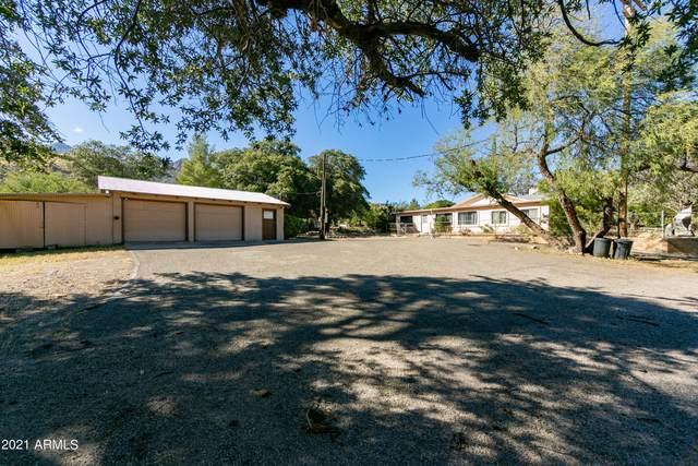 8099 S Geoffrion Street, Hereford, AZ 85615 (MLS #6312944) :: Howe Realty