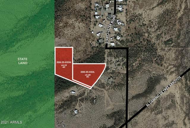 0 N Starcluster Drive 8Acres, Marana, AZ 85653 (MLS #6312945) :: Selling AZ Homes Team