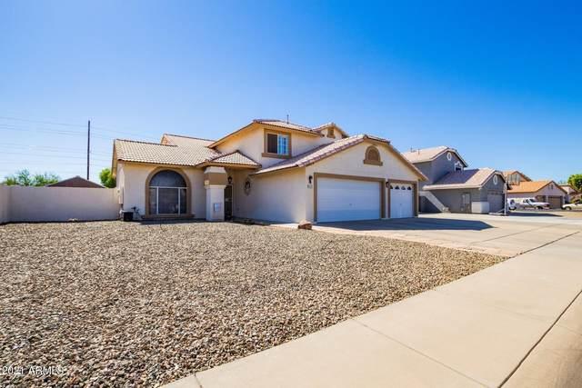 8829 W Wethersfield Road, Peoria, AZ 85381 (MLS #6312951) :: Yost Realty Group at RE/MAX Casa Grande