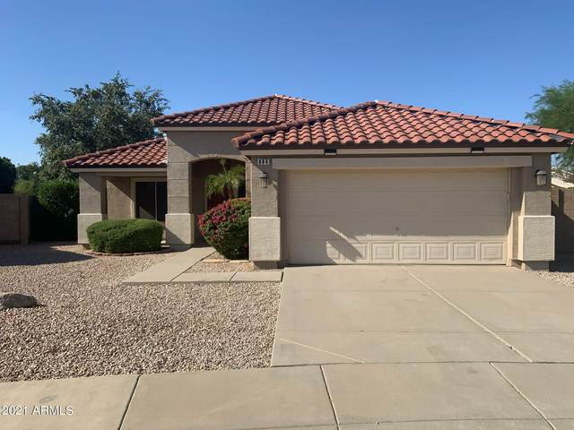 884 N Ithica Court, Chandler, AZ 85225 (MLS #6312957) :: The Garcia Group