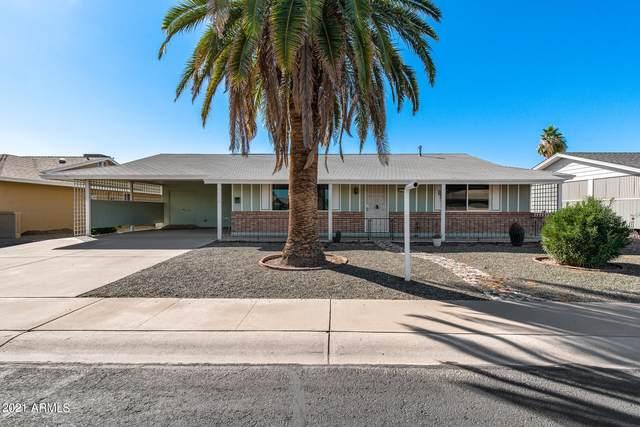 9820 N 102ND Drive, Sun City, AZ 85351 (MLS #6312971) :: The Garcia Group