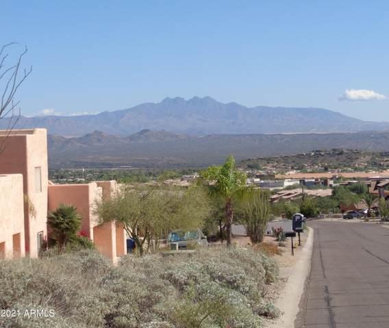 15926 E Sunflower Drive, Fountain Hills, AZ 85268 (MLS #6313011) :: The Garcia Group