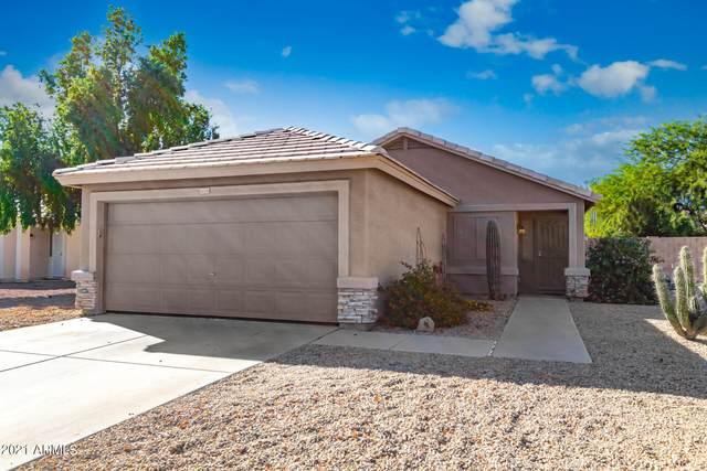 16530 N 157TH Avenue, Surprise, AZ 85374 (MLS #6313015) :: The Garcia Group