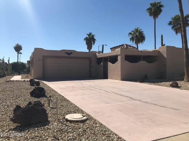 10637 W Desert Rock Drive, Sun City, AZ 85351 (MLS #6313019) :: The Garcia Group