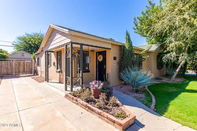 505 W Virginia Avenue, Phoenix, AZ 85003 (MLS #6313044) :: The Ethridge Team