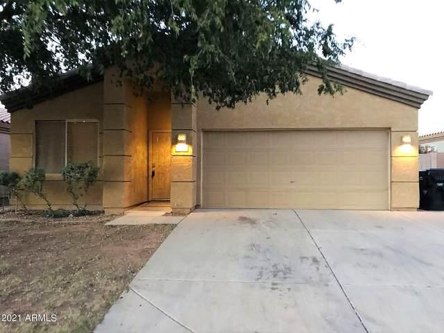 10532 E Flossmoor Avenue, Mesa, AZ 85208 (MLS #6313084) :: My Home Group