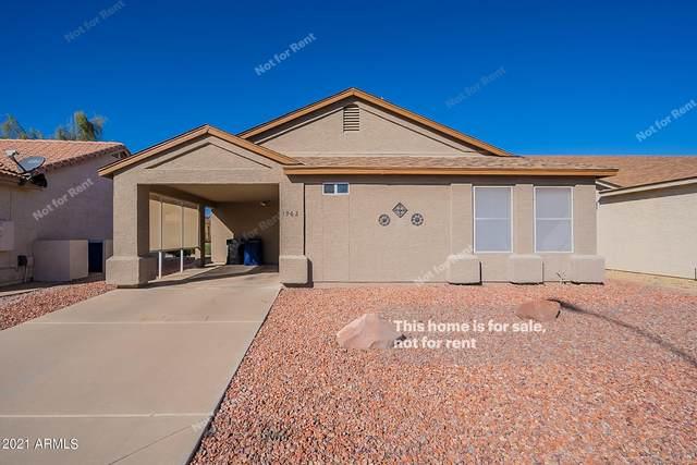 1962 E Buena Vista Drive, Chandler, AZ 85249 (MLS #6313092) :: The Garcia Group