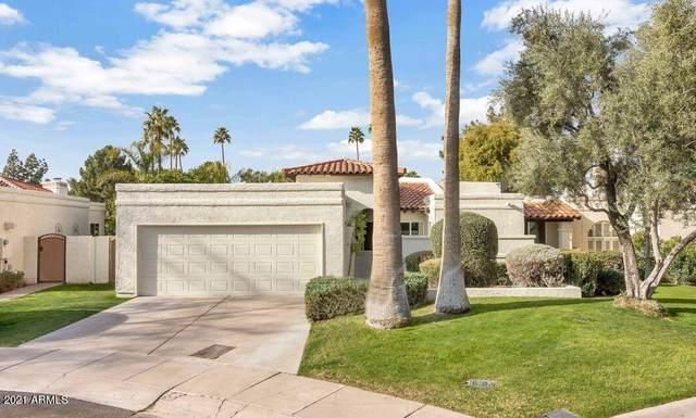 8406 E San Benito Drive, Scottsdale, AZ 85258 (MLS #6313119) :: Team Faber