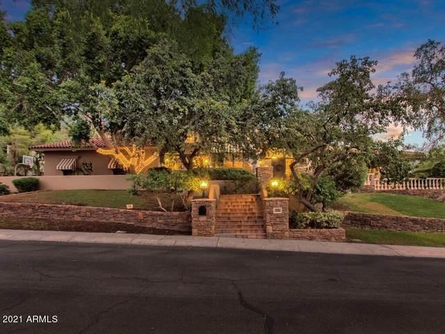 5317 N 46TH Street, Phoenix, AZ 85018 (MLS #6313126) :: Team Faber