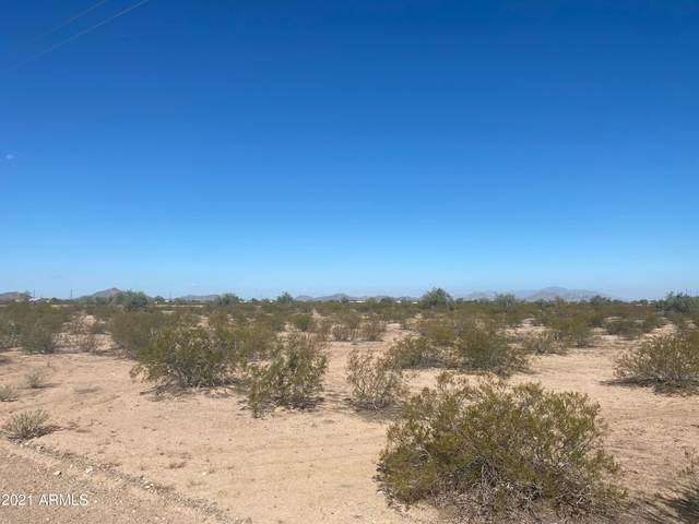 6 N Tejon Road, Maricopa, AZ 85139 (MLS #6313128) :: My Home Group
