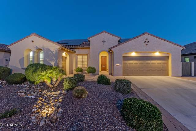 2417 N 164TH Drive, Goodyear, AZ 85395 (MLS #6313132) :: Selling AZ Homes Team