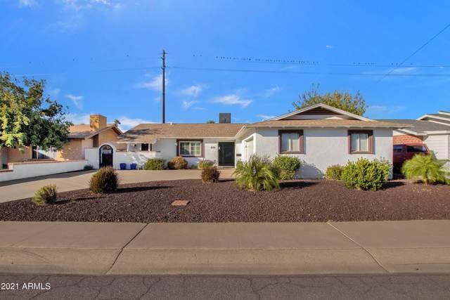 8708 E Vista Drive, Scottsdale, AZ 85250 (MLS #6313133) :: The Ethridge Team