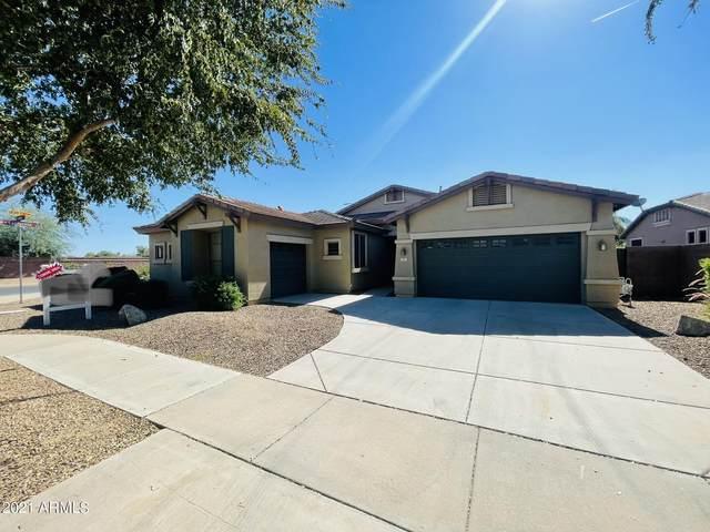 217 W Swan Drive, Chandler, AZ 85286 (MLS #6313135) :: The Garcia Group