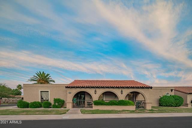7623 N Via Camello Del Sur, Scottsdale, AZ 85258 (MLS #6313137) :: Team Faber