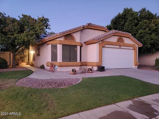 3814 W Blackhawk Drive, Glendale, AZ 85308 (MLS #6313158) :: The Ethridge Team