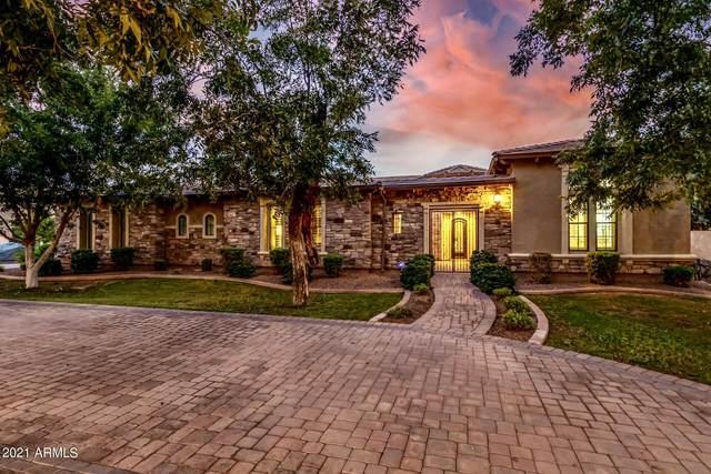 24317 S 201ST Court, Queen Creek, AZ 85142 (MLS #6313177) :: Team Faber