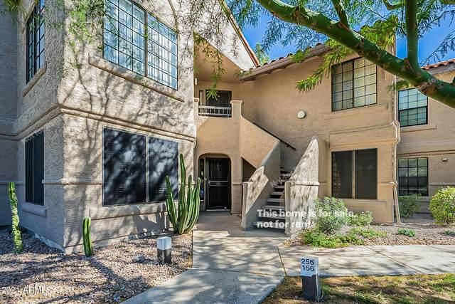9755 N 93RD Way #156, Scottsdale, AZ 85258 (MLS #6313178) :: Team Faber