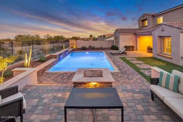 21166 W Sage Hill Road, Buckeye, AZ 85396 (MLS #6313188) :: Team Faber
