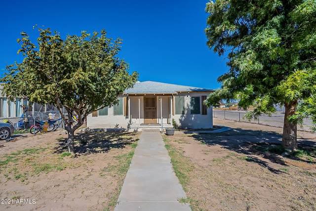 310 W Pima Avenue, Coolidge, AZ 85128 (MLS #6313203) :: Selling AZ Homes Team