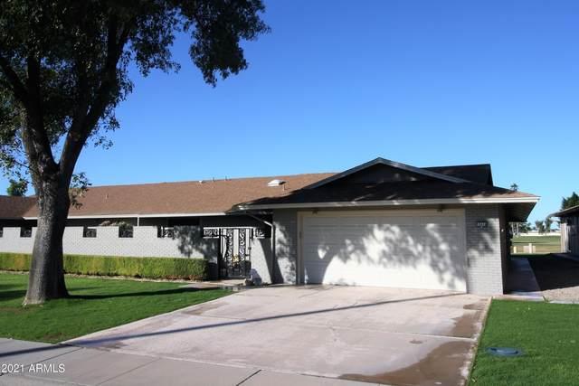 18414 N 104TH Avenue, Sun City, AZ 85373 (MLS #6313212) :: Balboa Realty