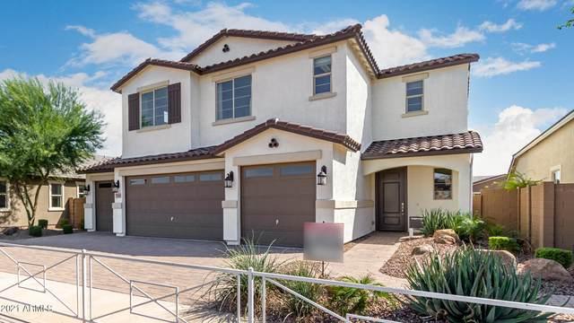 9937 E Harvest Road, Florence, AZ 85132 (MLS #6313215) :: Selling AZ Homes Team