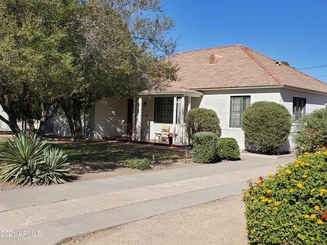 306 W Cambridge Avenue, Phoenix, AZ 85003 (MLS #6313216) :: The Ethridge Team