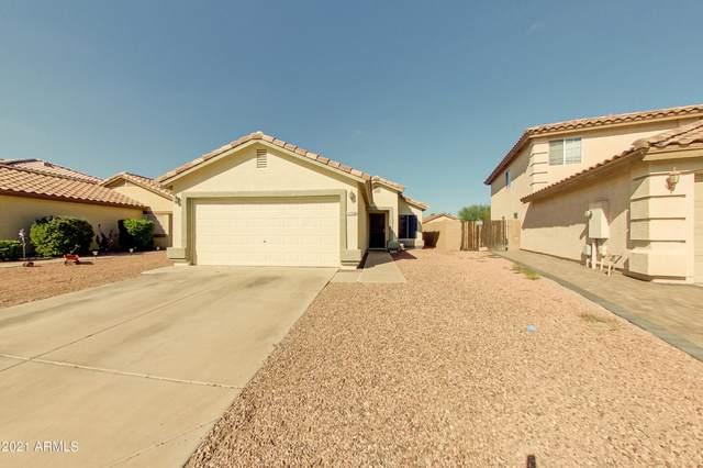 11518 W Paradise Drive, El Mirage, AZ 85335 (MLS #6313233) :: Selling AZ Homes Team