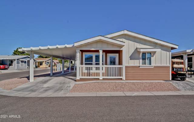 650 N Hawes Road #3502, Mesa, AZ 85207 (MLS #6313240) :: Balboa Realty