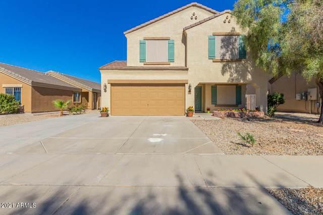 2168 W Broadway Avenue, Coolidge, AZ 85128 (MLS #6313243) :: Selling AZ Homes Team