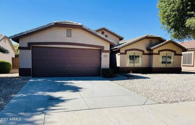16316 N Naegel Drive, Surprise, AZ 85374 (MLS #6313254) :: The Garcia Group