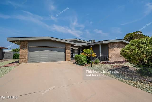 10826 W Kaibab Drive, Sun City, AZ 85373 (MLS #6313259) :: The Garcia Group