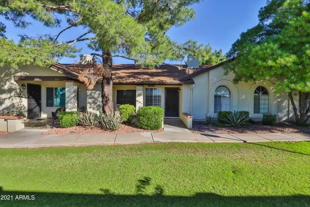 8140 N 107TH Avenue #302, Peoria, AZ 85345 (MLS #6313266) :: Elite Home Advisors