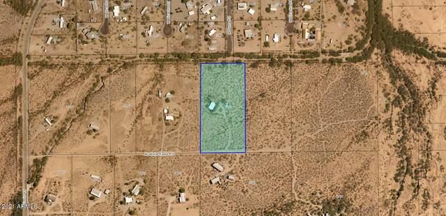 17560 W White Eagle Road, Marana, AZ 85653 (MLS #6313270) :: Selling AZ Homes Team