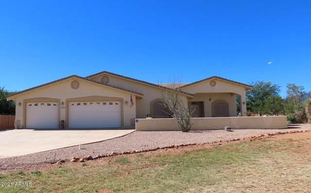5423 E Sundrop Lane, Sierra Vista, AZ 85650 (MLS #6313272) :: Howe Realty