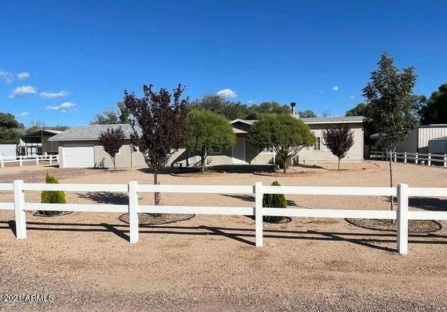 159 N Rope Road, Tonto Basin, AZ 85553 (MLS #6313276) :: The Garcia Group