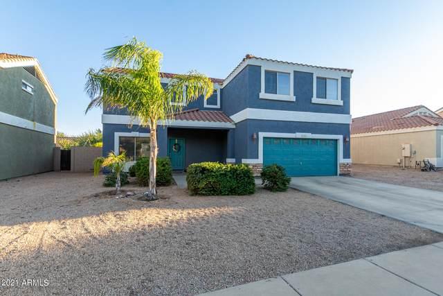 12183 W Pershing Avenue, El Mirage, AZ 85335 (MLS #6313277) :: The Garcia Group