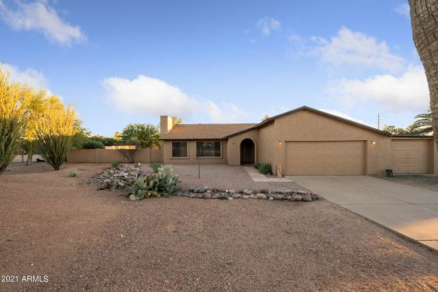 7611 E Minton Place, Mesa, AZ 85207 (MLS #6313279) :: The Garcia Group