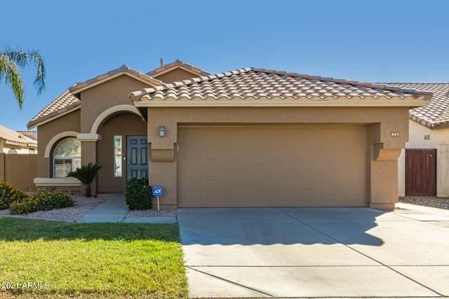 843 W Morelos Street, Chandler, AZ 85225 (MLS #6313288) :: Elite Home Advisors